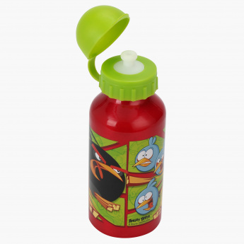Angry Birds Printed Water Bottle - 400 ml