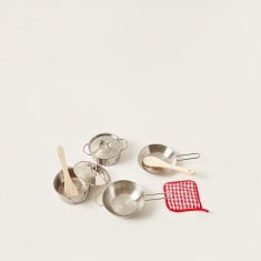 Champion 9-Piece Cookware Playset