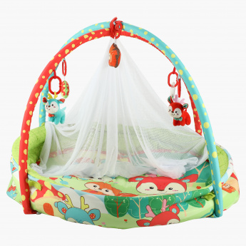Juniors Baby Mosquito Net with Pool Mat Set