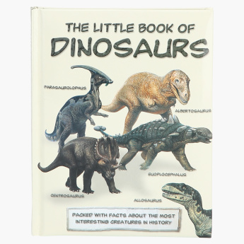 Alligator Little Book of Dinosaurs
