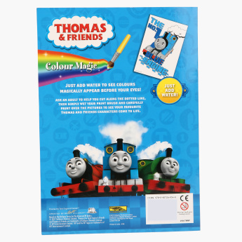 Thomas and Friends Colour Magic Book