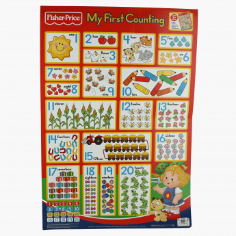 Fisher-Price My First Counting