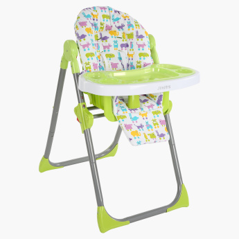 Juniors Printed High Chair