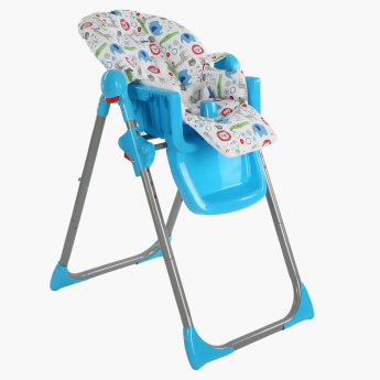 Juniors Printed Baby High Chair