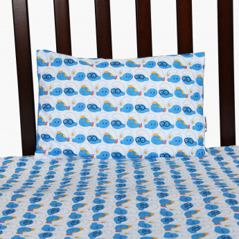 The Smurfs Print 2-Piece Comforter Set