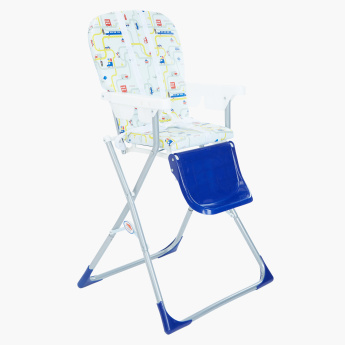 Juniors Printed Basic Baby High Chair