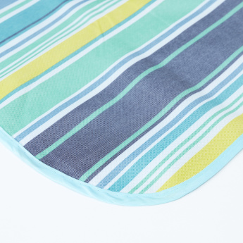 Striped Folding Sleeping Case