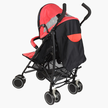 Juniors Roadstar Foldable Baby Buggy with Hood