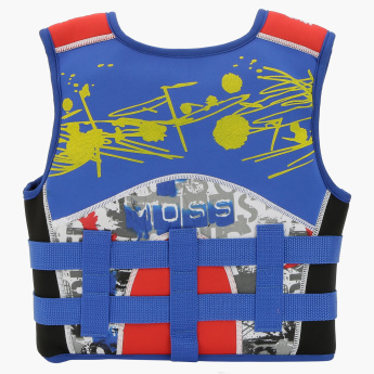Juniors Printed Life Vest
