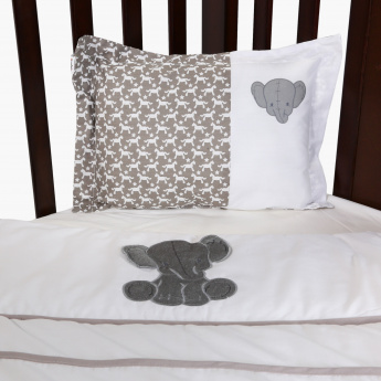 Juniors Rocking Pony Applique 2-Piece Comforter Set