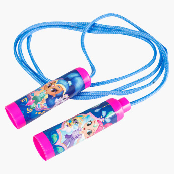 Shimmer and Shine Printed Skipping Rope