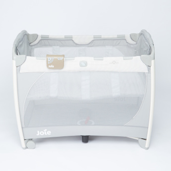 Joie Playard Excursion Change and Bounce Travel Cot
