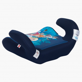 Kaufmann Frozen Printed Booster Car Seat