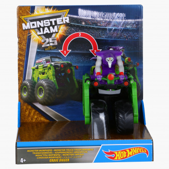Hot Wheels Monster Jam Monster Morphers Toy