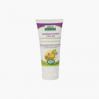 Aleva Naturals Breath Easy Chest Rub - 50 ml