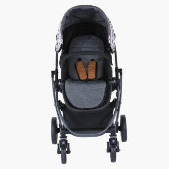Graco Evo Multi-Position Recline Stroller