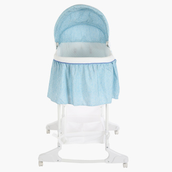 Juniors Printed Bassinet