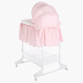 Juniors Bassinet with Stand