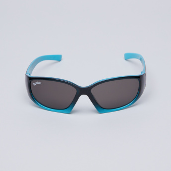Juniors Rectangular Sunglasses