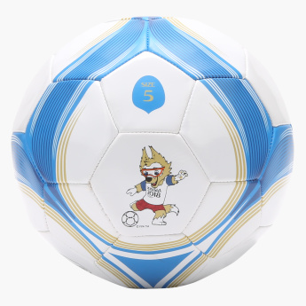 FIFA 18 Russia Printed Inflatable Football