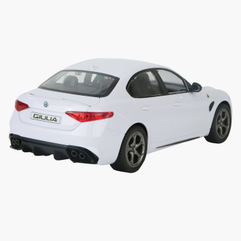 Alfa Romeo Giulia Remote Control Toy Car
