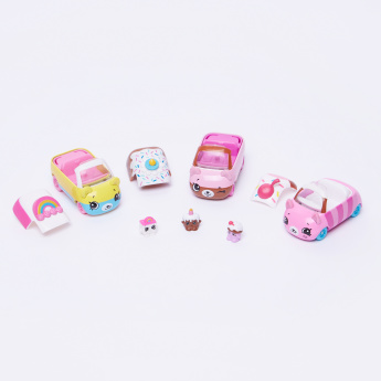 Shopkins Bumper Bakery Collection - Cutie Cars ASSORTED