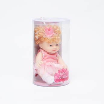 Juniors Baby Doll with Curly Hair