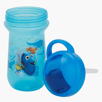 The First Years Finding Dory Printed Flip Top Bottle - 295 ml