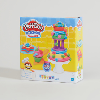 Play-Doh Kitchen Creations Frost 'n Fun Cakes Playset