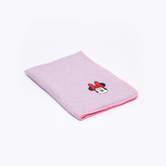 Minnie Mouse Textured Receiving Blanket - 76x102 cms