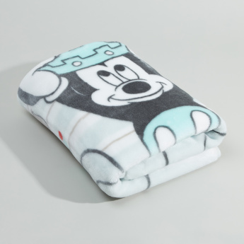Mickey Mouse Printed Blanket - 80x110 cms