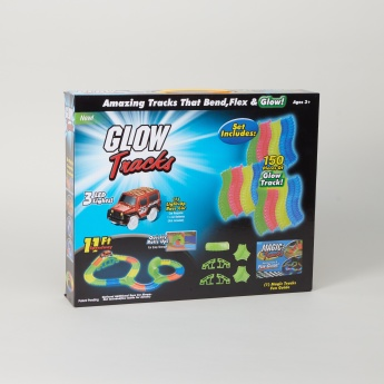 Glow-in-the-Dark Track Playset - 150 Piece