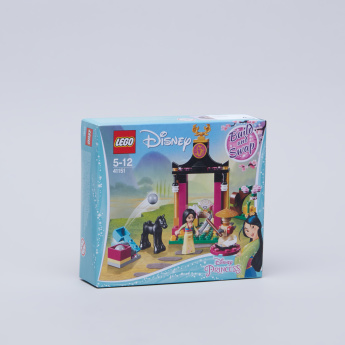 Lego Princess Mulan's Training Day Bricks Playset