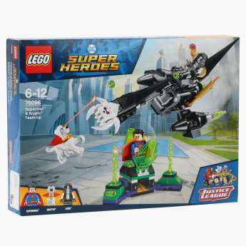Lego Superman Krypto and Lobo Playset