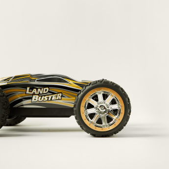 Juniors 1:10 Remote Control Land Buster Car Toy