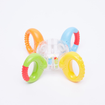Simba Multi-Turn Rattle Toy