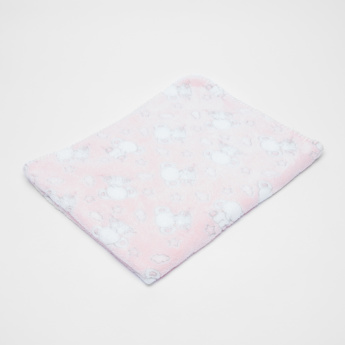 Juniors Plush Blanket - 75x100 cms