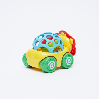 Juniors Pull Back Function Toy Car