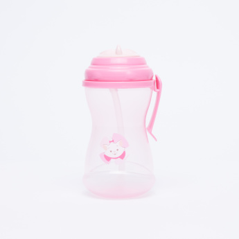 Marie the Cat Printed Sipper Cup