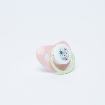 Minnie Mouse Printed Pacifier