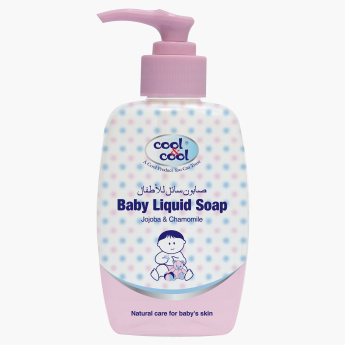 Cool & Cool Baby Liquid Soap - 250 ml