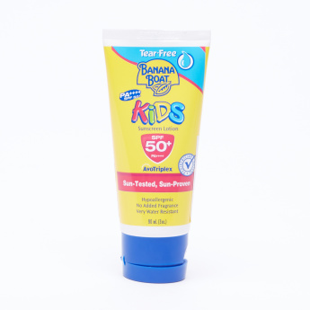 Banana Boat SPF 50 Baby Sunscreen Lotion - 90 ml