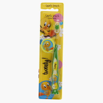 Tweety Printed Toothbrush with Cap