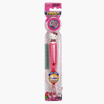 Hello Kitty Printed Light-Up Timer Toothbrush