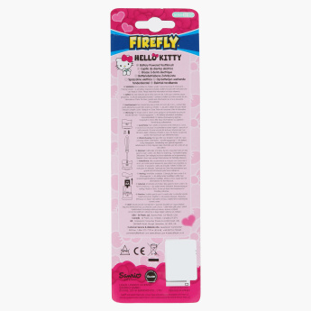 Hello Kitty Toothbrush with Superpower Battery