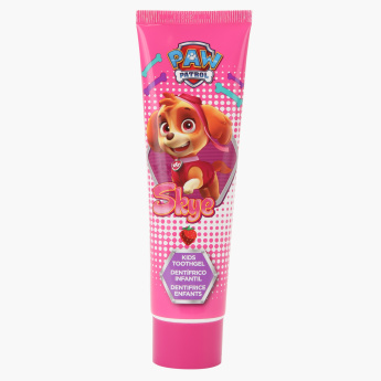 Paw Patrol Tooth Paste