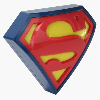 3D Deco Light LED Superman Logo