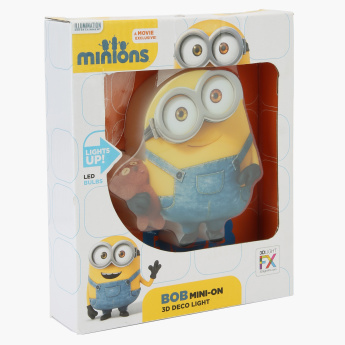 3D Deco Light Bob Minion
