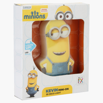 3D Deco Light Kevin Minion
