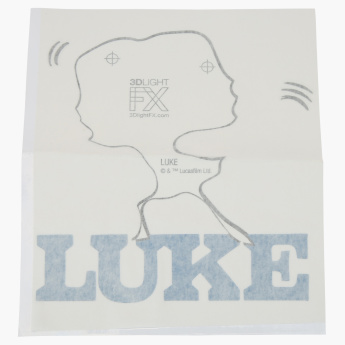 3D Deco Light Cordless Mini Luke